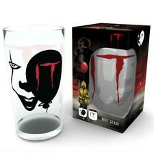 IT Large Glass Pennywise Official Merchandise