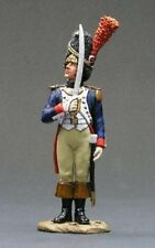 KING & COUNTRY napoleonic  NA062 FRENCH GUARD OFFICER SALUTING MIB na62