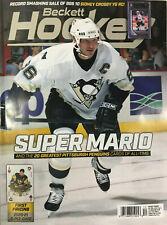 New December 2020 Beckett Hockey Card Price Guide Magazine With Mario Lemieux