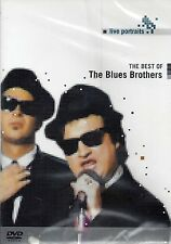 Dvd **THE BLUES BROTHERS ♦ THE BEST OF ♦ LIVE PORTRAITS** nuovo 2005