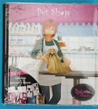 PET SHOP Sophia Design & Activity Book Isabella&Friends  unbenutzt 1A