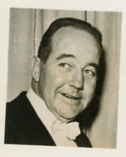 William Broderick Crawford  Vintage silver print Tirage argentique  7x9  C