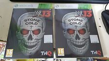 WWE 13: Collector's Edition Austin 3:16 - Xbox 360 (XB360) - Brand New & Sealed