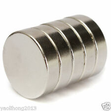 10pcs N50 Super Strong Disc Cylinder Round Magnets 20 x 5mm Rare Earth Neodymium
