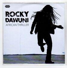 (GE393) Rocky Dawuni, African Thriller - 2015 DJ CD