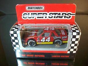 Bobby Labonte #44 Slim Jim Penrose 1992 Chevrolet Lumina Matchbox 1:64