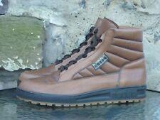 Vintage 1970s Diadora Trekking Boots EU46 UK11 Made In Italy OG borg elite