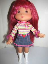 Strawberry Shortcake Doll by Playmates Toys 15in 2006