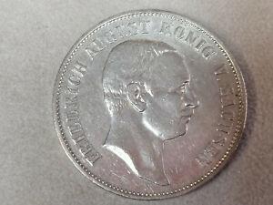 Kaiserreich 5 Mark 1907 Friedrich Silber Münze Deutsches Reich Sammlung