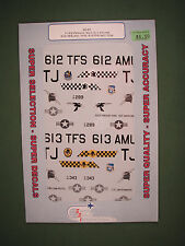 MicroScale Decal 1/32 F-16C Fighting Falcon Sqd CO's Aircraft