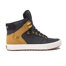 Supra Skateboard Shoes Vaider CW Black/Tan-Bone