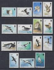 South Georgia & Sandwich Islands 1987 Mint MNH Full Set Birds Cormorant Penguin