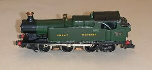 Kit Built White Metal N Gauge Class 56xx 0-6-2T '5607' in GWR Green