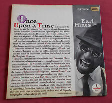 EARL HINES   LP ORIG US IMPULSE  ONCE UPON A TIME