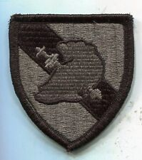 US Army West Point Patch ACU