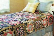Winter's Night Quilt Pattern Pieced HH