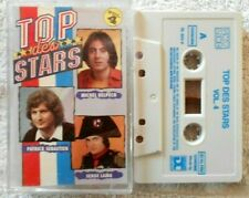 Top Des Stars  Vol.4  K7 audio TBE