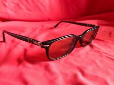 Vintage PERSOL PO 2589 S Sunglass Frames 95/31 Black 140 -- See Notes