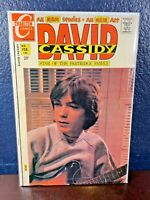 Charlton Comics DAVID CASSIDY 1 Star of the Partridge Family 1st Appearance 1972
