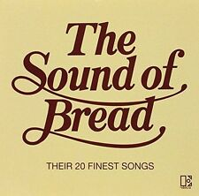 The Sound of Bread Their 20 Finest Songs 100 Product CD Album