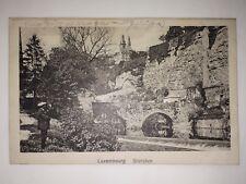 alte Ansichtskarte AK Luxembourg Stierchen Postkarte Luxemburg