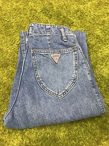 Vintage 90s Guess By Georges Marciano Denim Jeans Youth 12