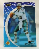 1998 Collector's Edge Masters Main Event #ME13 DAN MARINO Football Card /2000