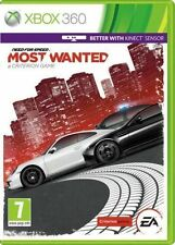 Game Xbox 360 Need for Speed Most Wanted Rated G EA 2012 PAL &