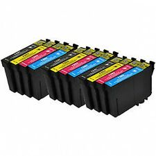12 XL ink Cartridges for EXPRESSION HOME XP225 XP-322XP-325 XP422 XP425 Printers