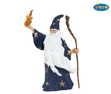 Papo 39005 Merlin The Magician Sorcerer 4 5/16in Say And Fairytale