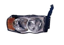 2002-2004 Dodge Ram Pickup New Right/Passenger Side Headlight Assembly