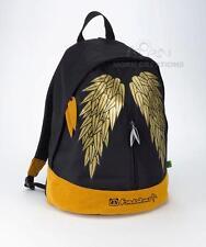 Panda Wings Backpack LARGE BLACK Morn Creations kung fu szechuan cat bear bamboo