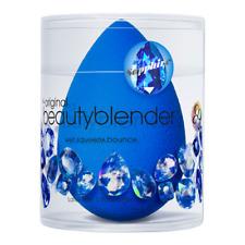 Authentic BeautyBlender Sapphire Wet Squeeze Bounce Makeup Sponge Latex Free