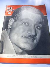Der Spiegel Nr. 16  Geburtstag Jahrgang 1954 Nassir Indochina 08/15 Kirst Bunker