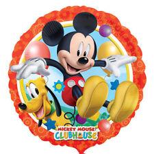 Articoli neri marca Disney per feste e party sul topolino