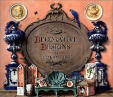 Decorative Designs : Over 100 Ideas for Painted Interiors, Furniture,-ExLibrary