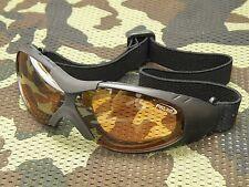 Airsoft Goggles Glasses FALANT FL8008 Cycling Sport Anti Wind Dust Orange (150)