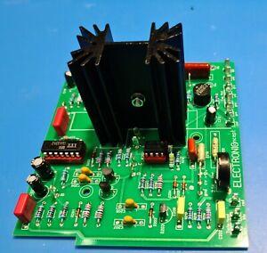 PCB Speed Control - Revox A77 - MK3 / New prod.