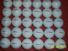 40 Titleist Velocity  Pearl And A Grade Mix Golf Balls FOUND ON COURs4..