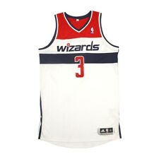 Bradley Beal Adidas Washington Wizards Authentic On-Court Rev 30 Jersey Medium