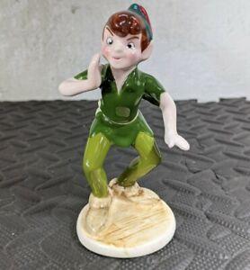 Walt Disney Ceramic Figure Peter Pan - The Disney Store