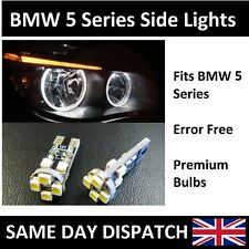 PREMIUM BMW 5 Series E60 8SMD LED Canbus No Error Side Light Upgrade Bulbs
