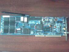 3COM Corp ISA Ethernet Card 2012-01 Rev W  vintage 1989