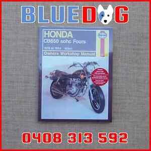 Honda CB650 SOHC Fours 1978-84 Haynes Workshop Manual 970665