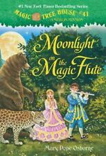 A Stepping Stone Book(TM): Moonlight on the Magic Flute No. 41 by Mary Pope...