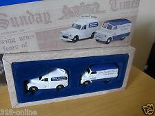 Corgi  the Times Classic set Morris 1000 van & Bedford CA van