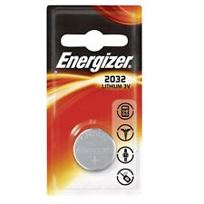 Energizer CR2032 moneda litio Batería solo