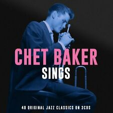 CHET BAKER - SINGS - 3 CD NEU
