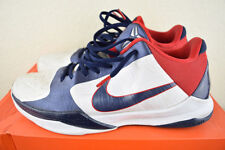 NIKE ZOOM KOBE V USA 12 Lakers PE IV VI Chaos Dark Knight Duke Lower Merion Rice