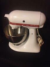 KitchenAid KSM90 300W Stand Mixerw w/  attachments